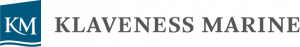 Klavenes Marine Logo Stor Horisontal