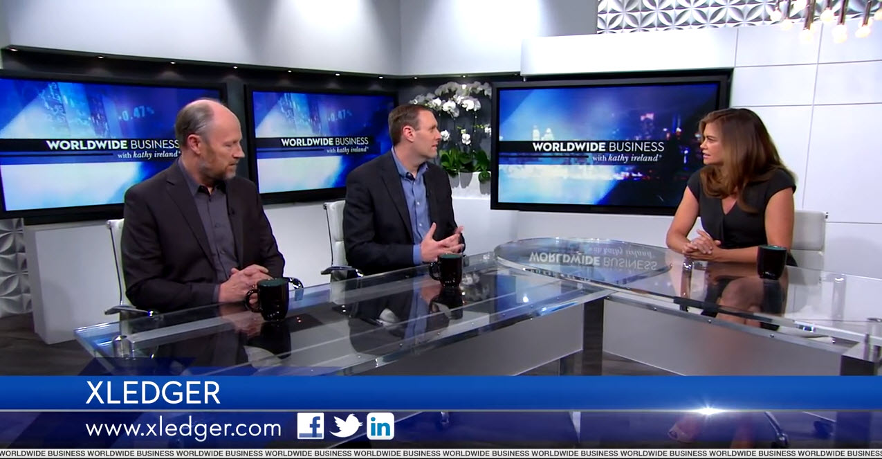 Xledger Featured On Worldwide Business With Kathy Ireland®