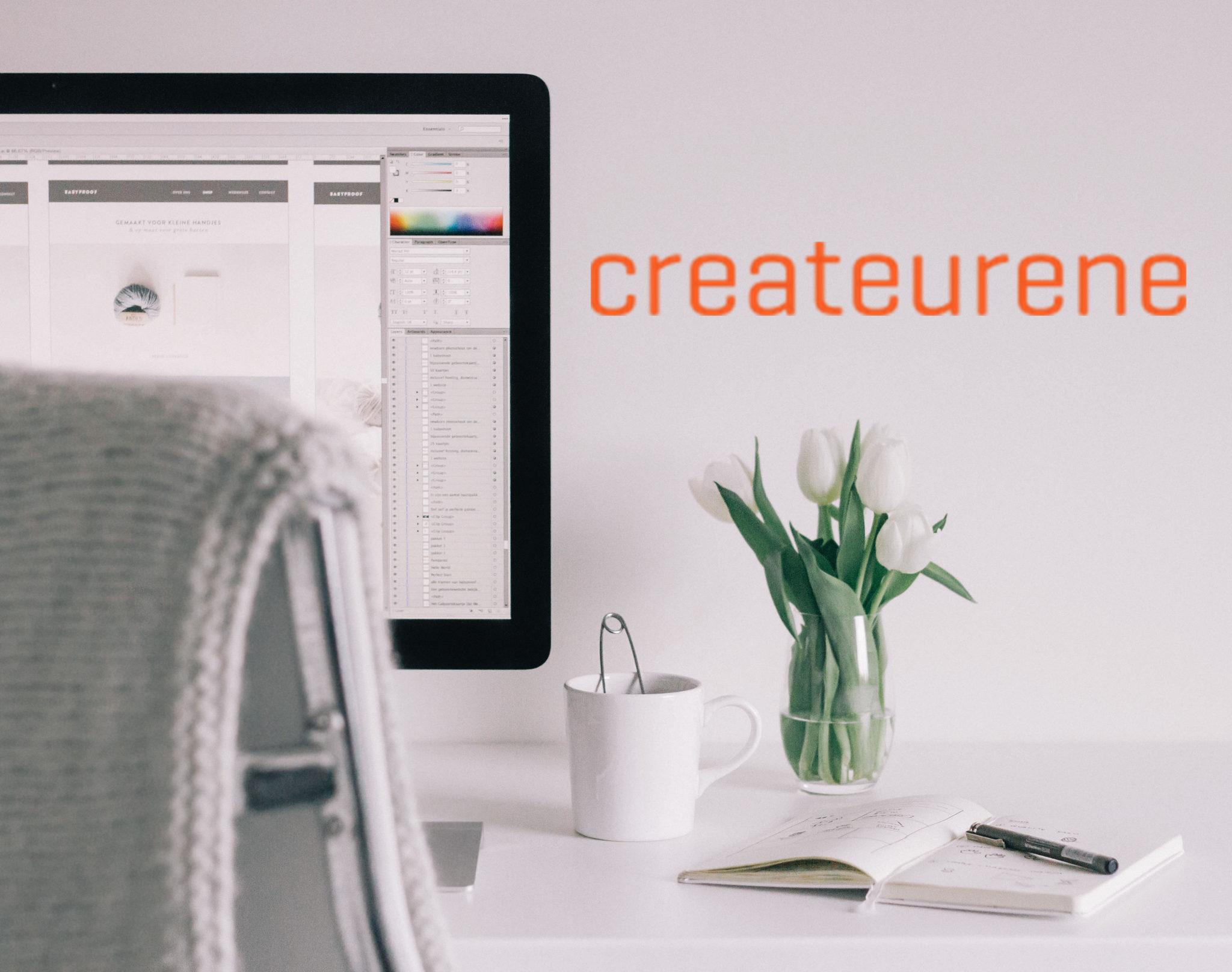 Arbeidsstasjon for Creaturene, som bruker liten tid på komplett oversikt