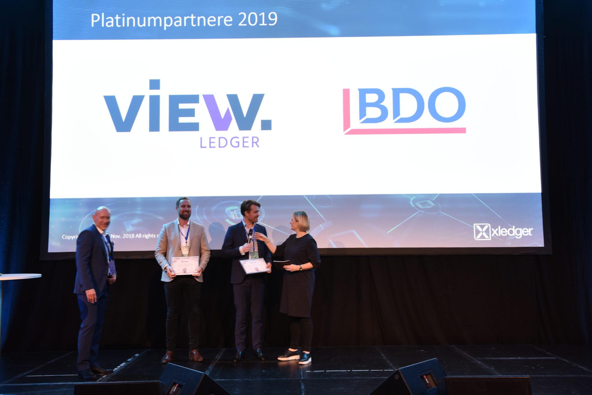 Foto: Victor Karlstorpet - Xledger Platinumpartnere 2019