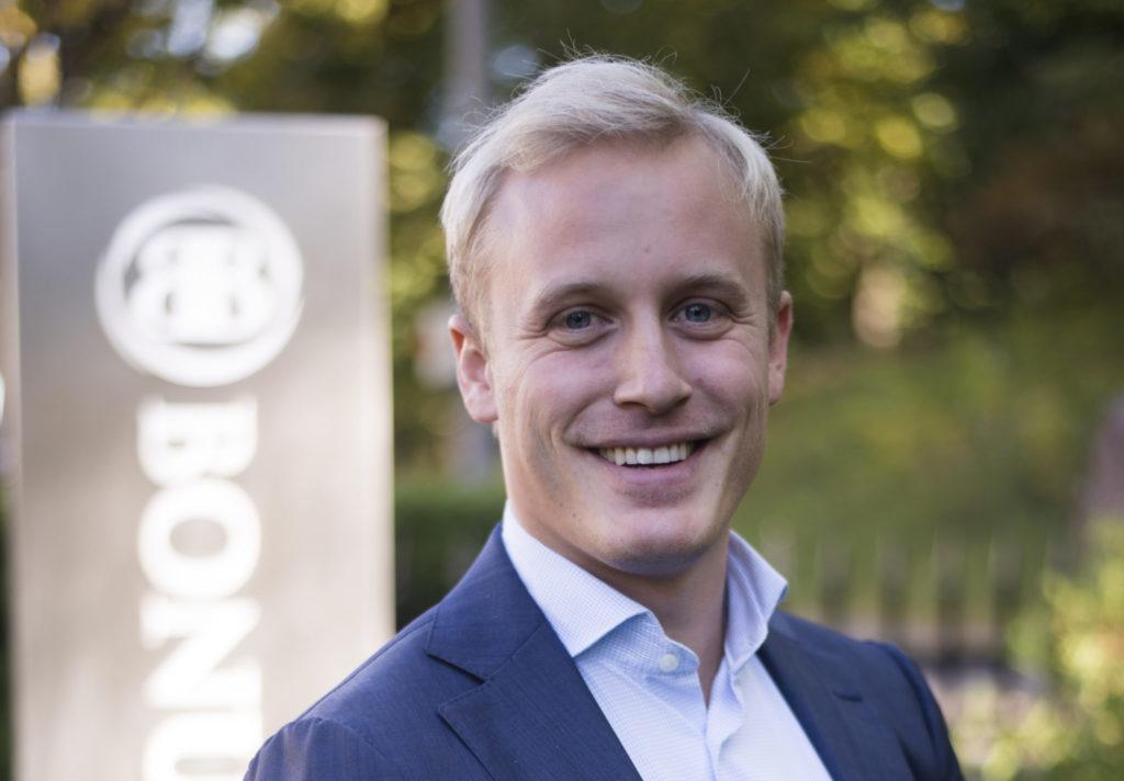 Økonomisjef Jan Fredrik Jorddal
