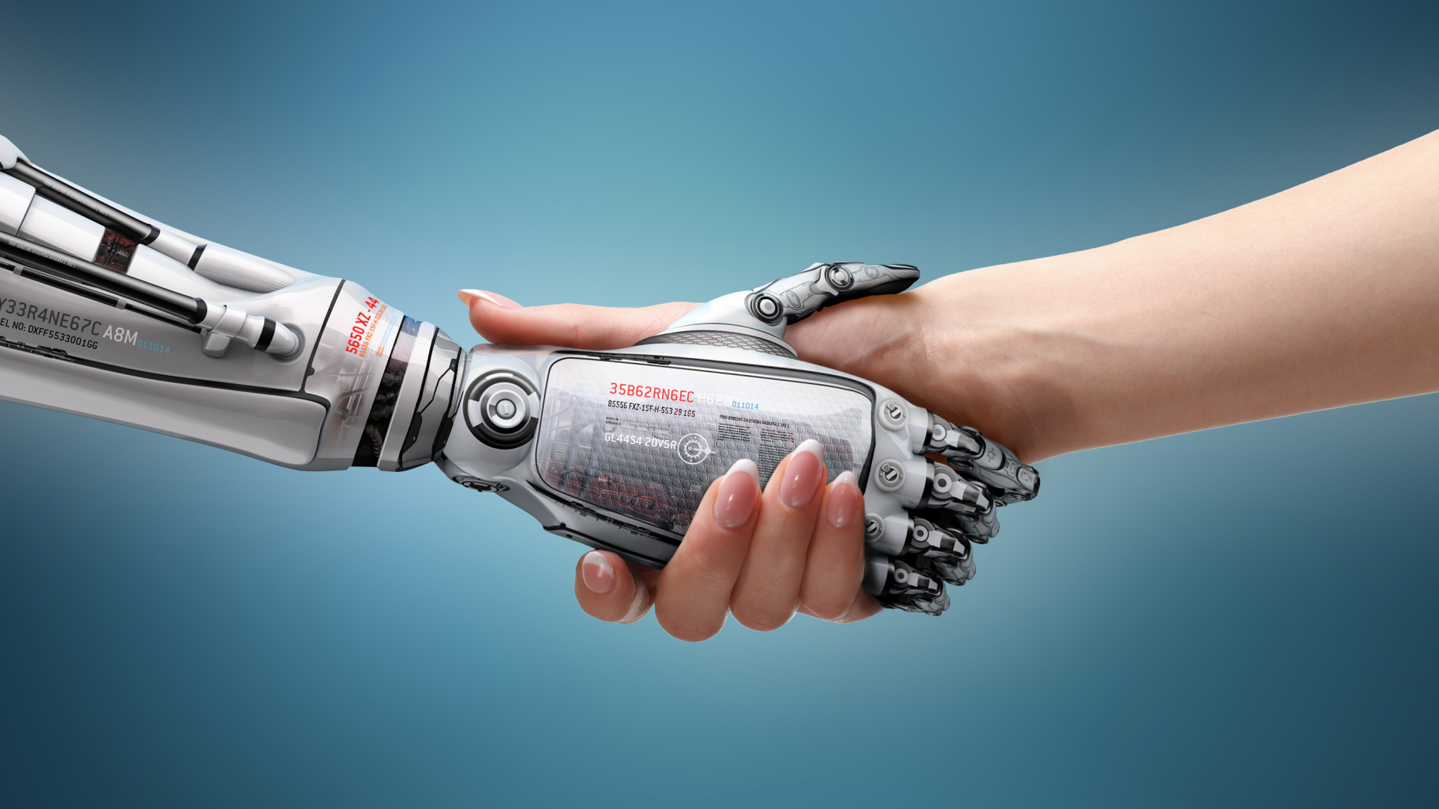 Robotarm Shutterstock 223245175