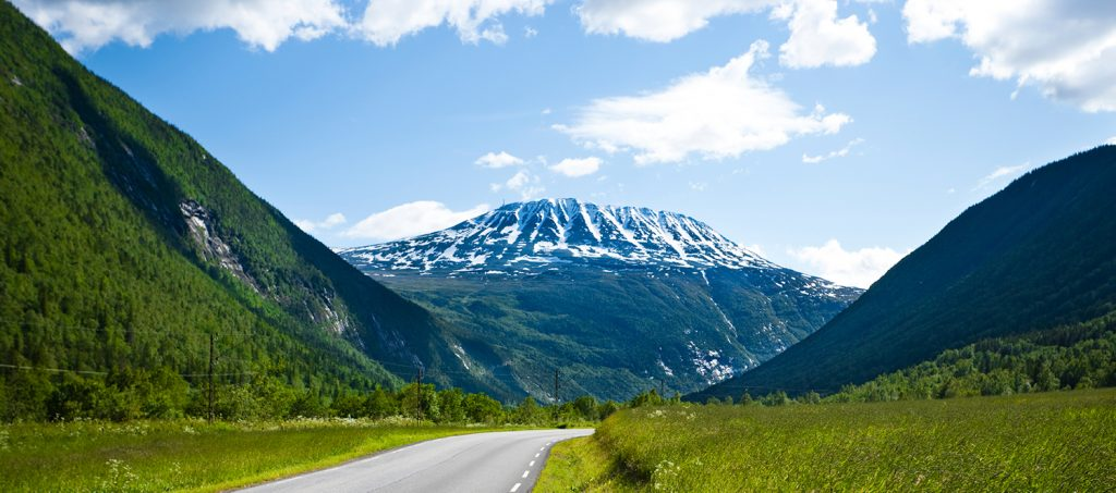 Picture of Gaustatoppen