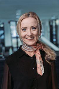 Sidsel Myhrvold, CFO i TECO Maritime Group