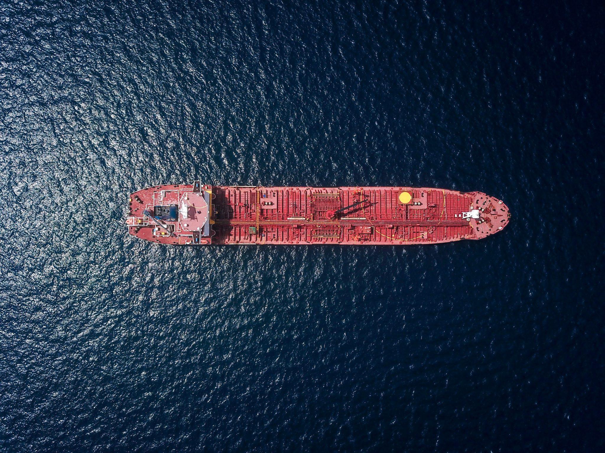 Tanker Sett Fra Oven TECO Maritime Kundehistorie Erfaringer Xledger