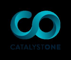 Logoen til CatalystOne, link til CatalystOne sin hjemmeside