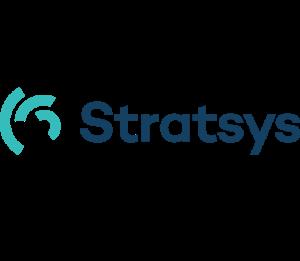 Logoen til Stratsys, link til Statsys sin hjemmeside
