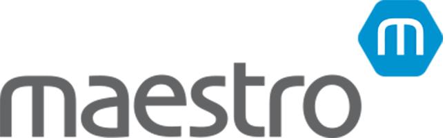Maestro Logo Xledger Integrasjon