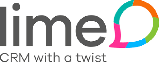 Lime CRM Logo Xledger Integrasjon