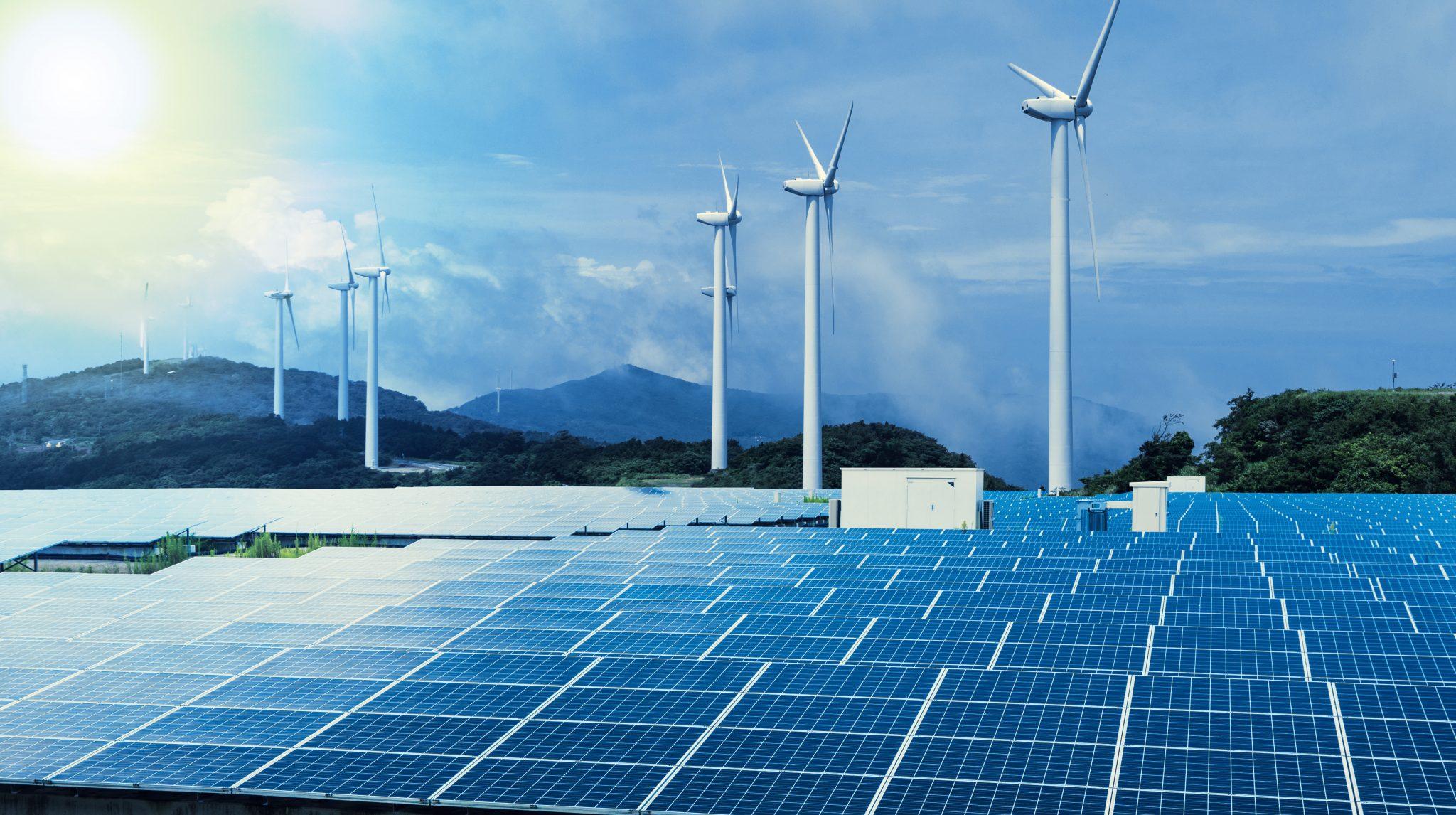 Kraft- og energibransjen