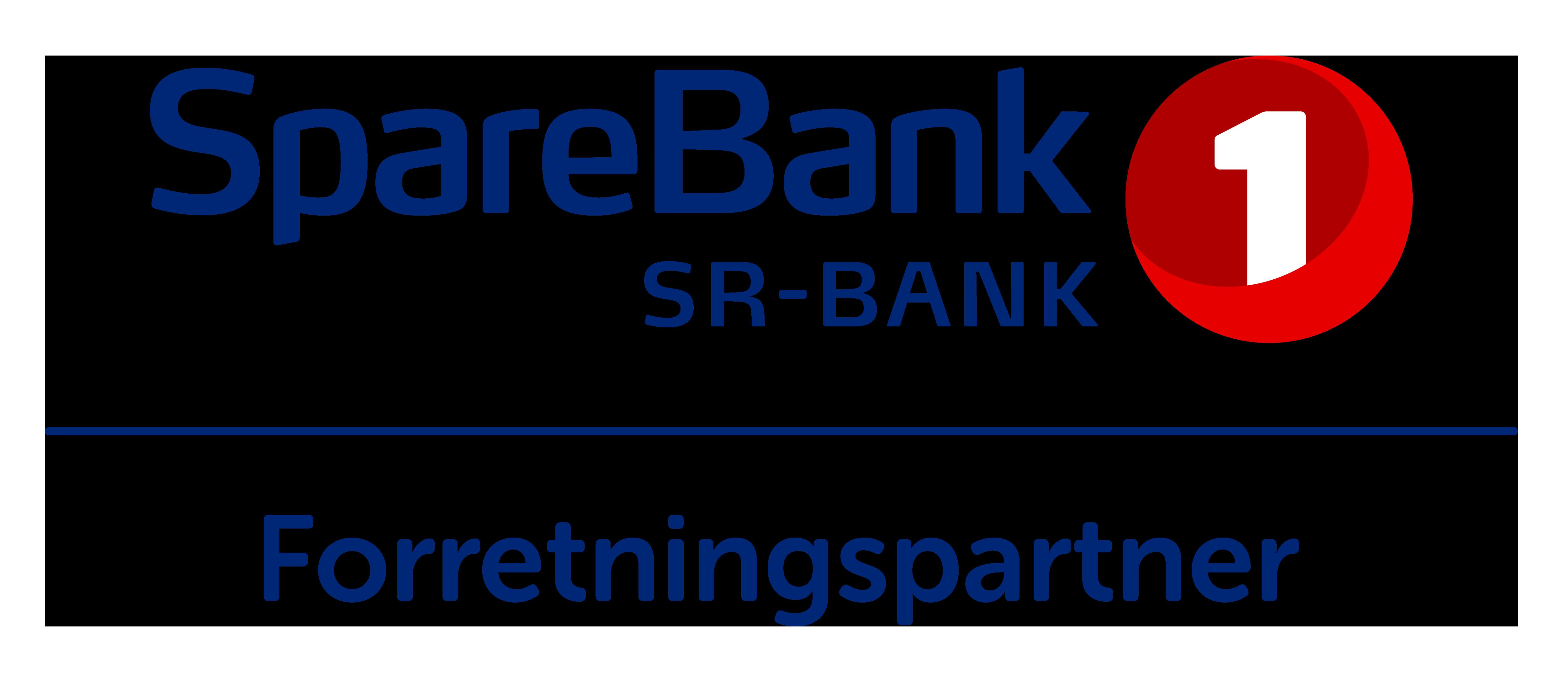 SpareBank SR_Bank Forretningspartner logo