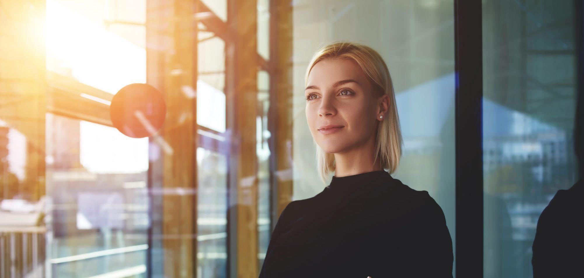 Kvinnelig CFO I Eiendom