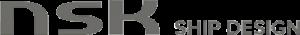 NSK Ship Design Logo Transparent