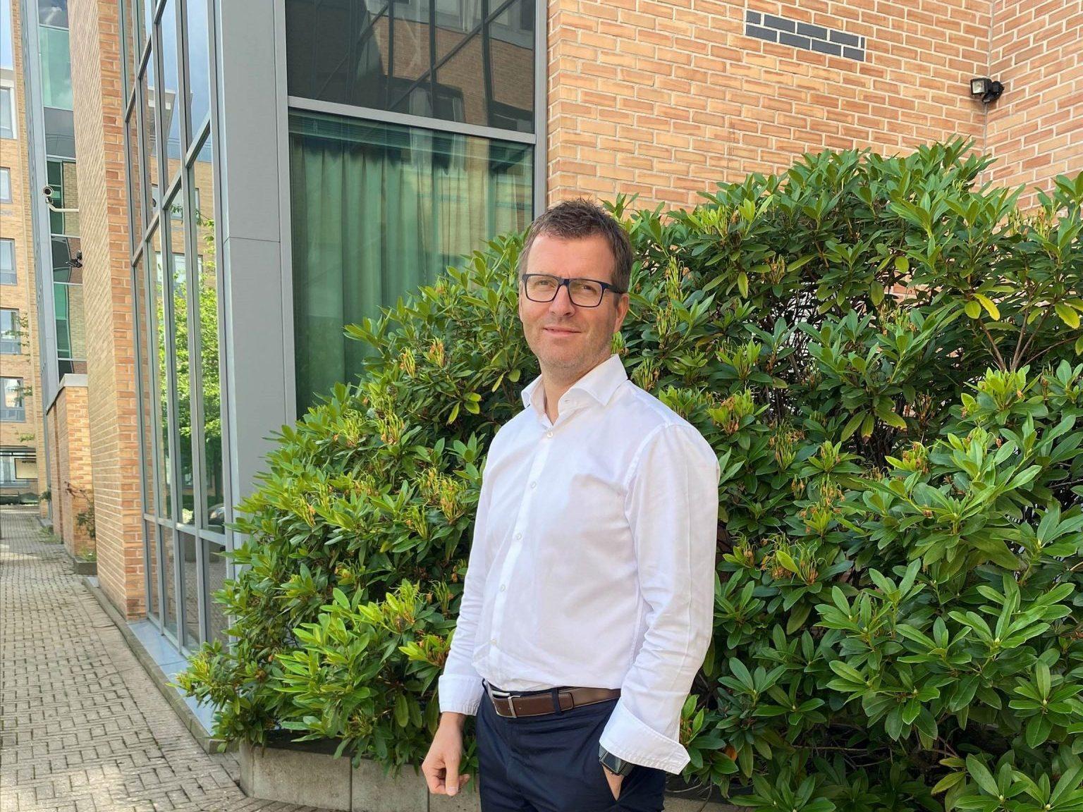 Ove Jørgen Carlsen CEO Xledger