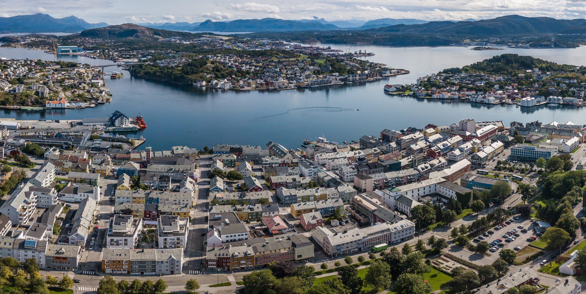 Kristiansund Kommune, Foto Per Kvalvik