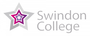 Swindon College Purple Logo