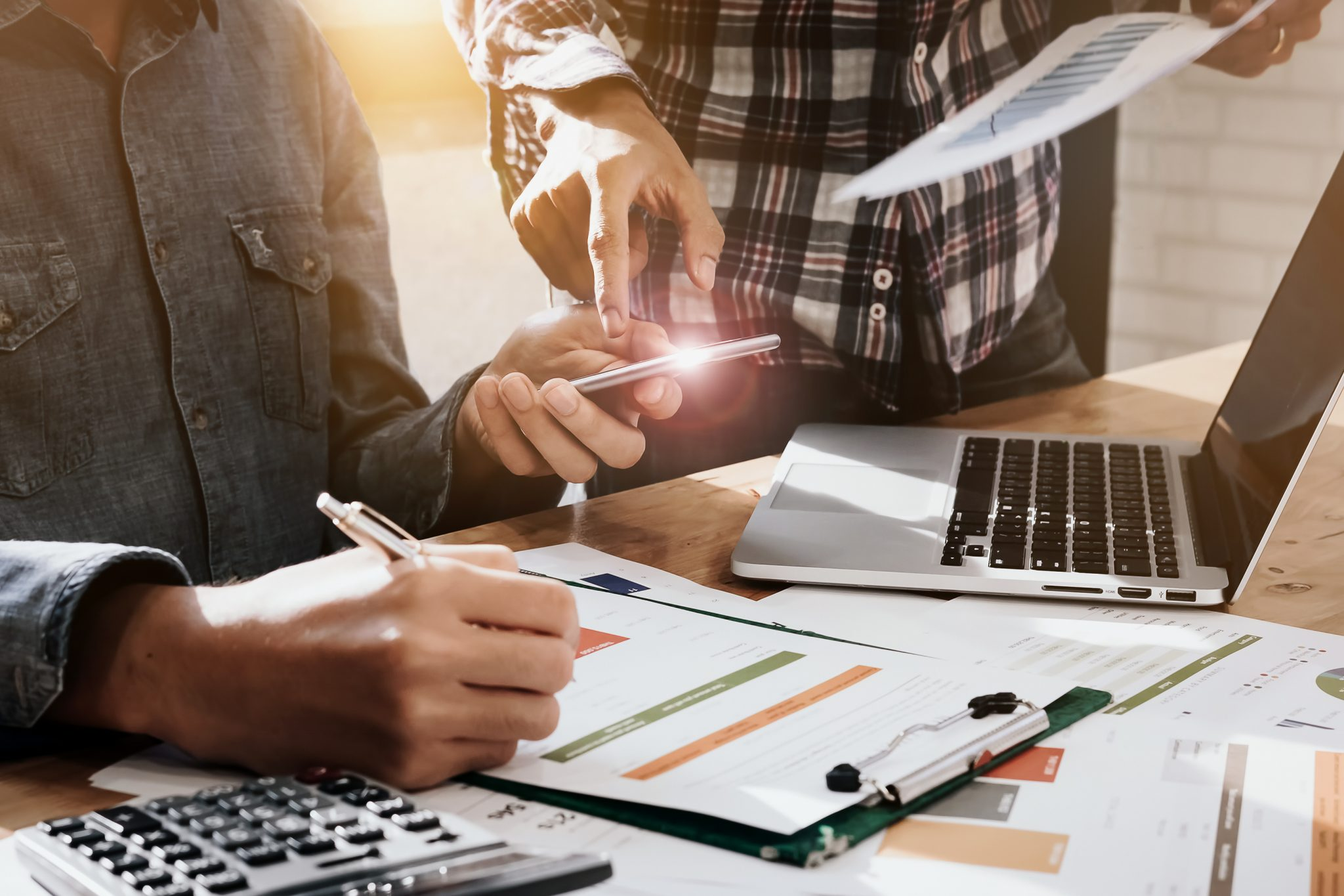How to keep your organisation on budget