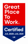 Xledger Best Workplaces in Tech 2020