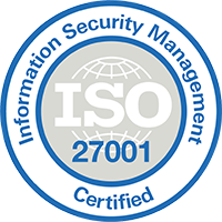 Xledger ISO 27001 Certified
